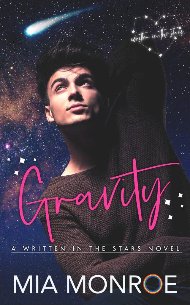 Gravity by Mia Monroe - Gay Romance Ebook Cover